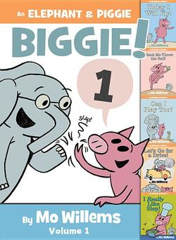 Elephant & Piggie Biggie! book