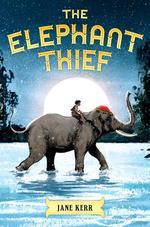 Elephant Thief book