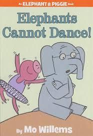 Elephants Cannot Dance! book