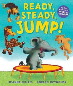 Elephants Can't Jump! book