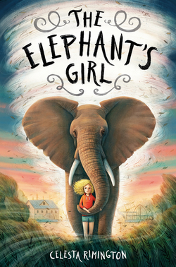 Elephant's Girl book