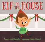 Elf in the House book