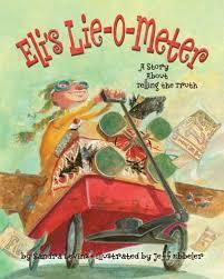 Eli's Lie-O-Meter book