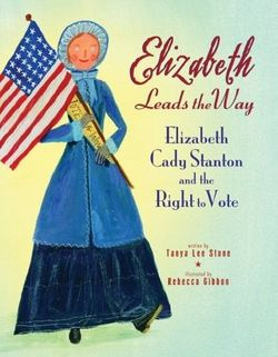 Elizabeth Leads the Way book
