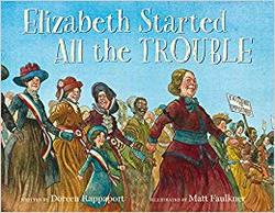 Elizabeth Started All the Trouble book