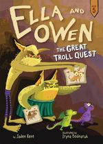 Ella and Owen 5: The Great Troll Quest, Volume 5 book