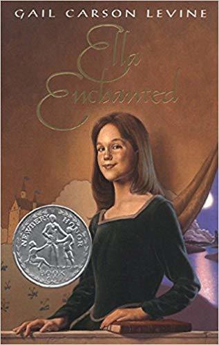 Ella Enchanted book