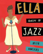 Ella Queen of Jazz book