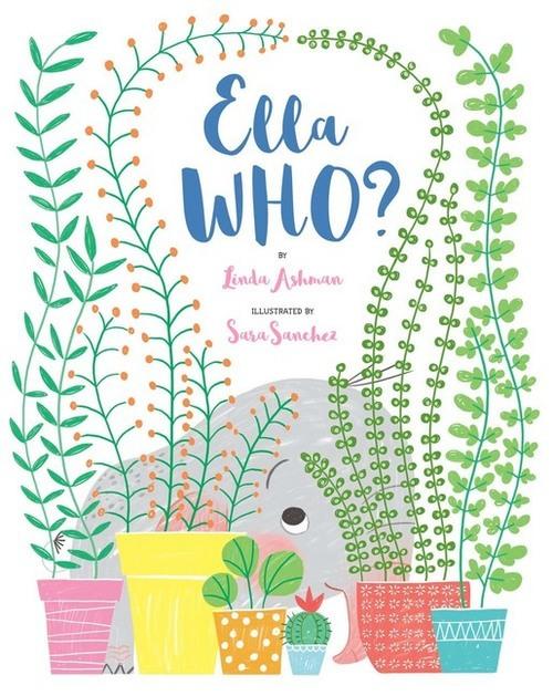Ella WHO? book