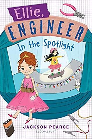 Ellie, Engineer: In the Spotlight book