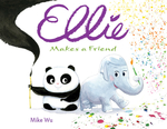 Ellie Makes a Friend book