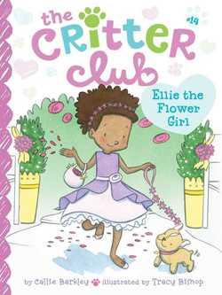 Ellie the Flower Girl book