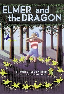 Elmer and the Dragon book