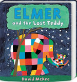 Elmer and the Lost Teddy book
