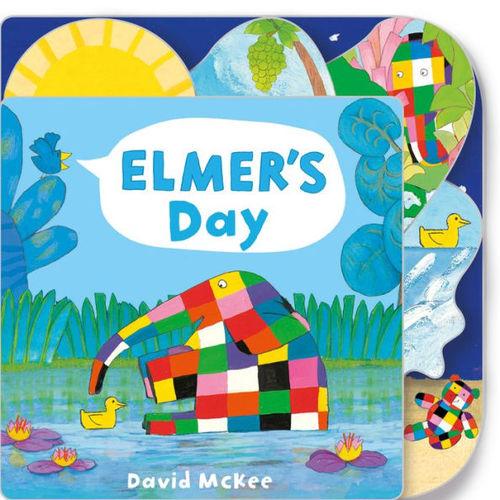 Elmer's Day book