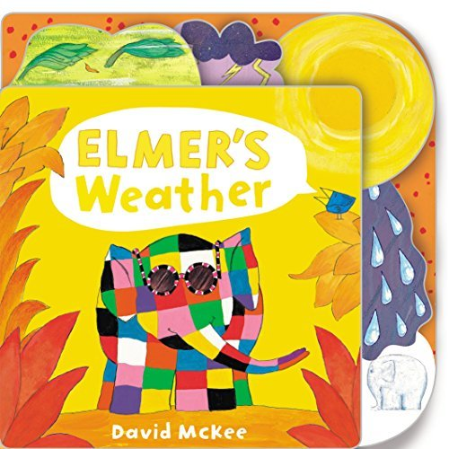 Elmer's Weather book