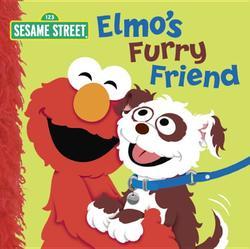 Elmo's Furry Friend book