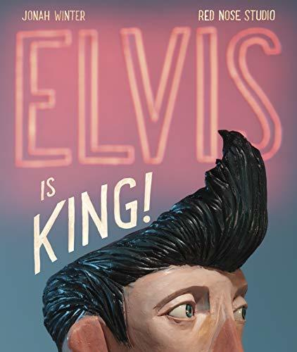 Elvis Is King! book