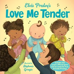 Elvis Presley's Love Me Tender book