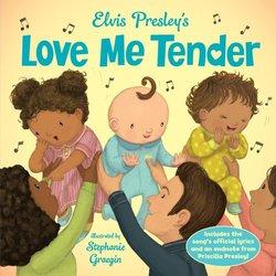 Elvis Presley's Love Me Tender book