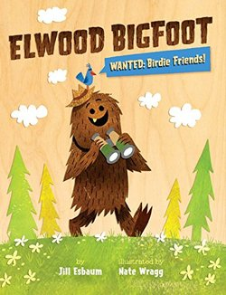 Elwood Bigfoot book