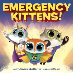 Emergency Kittens! book