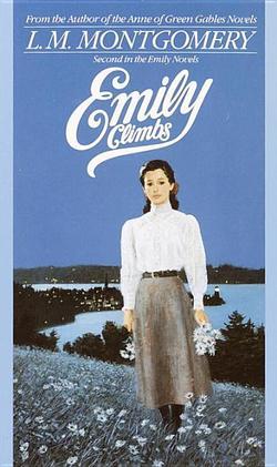 Emily Climbs book