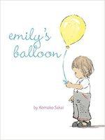 Emily's Balloon book