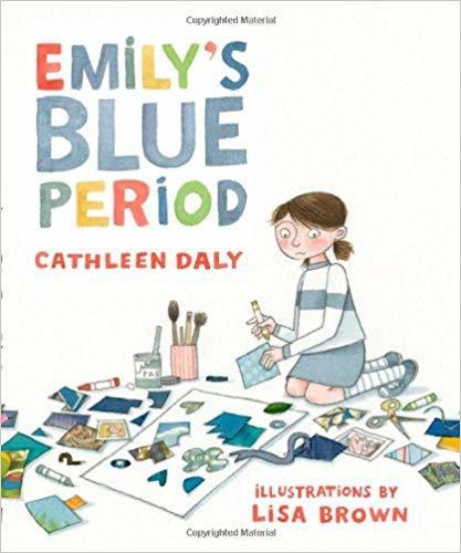 Emily's Blue Period book