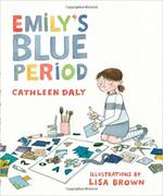 Emily's Blue Period book