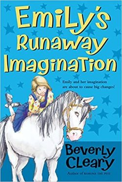 Emily's Runaway Imagination book