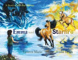Emma and Starfire book