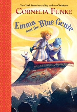 Emma and the Blue Genie book