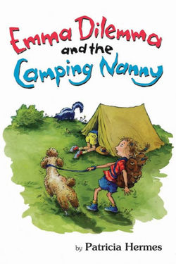 Emma Dilemma and the Camping Nanny book