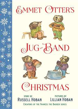 Emmet Otter's Jug-Band Christmas book