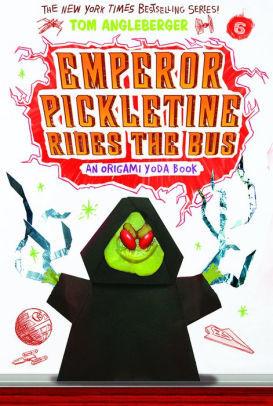Emperor Pickletine Rides the Bus book