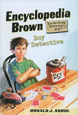 Encyclopedia Brown, Boy Detective book