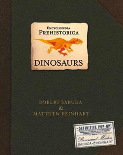 Encyclopedia Prehistorica Dinosaurs book