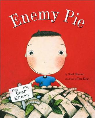 Enemy Pie book
