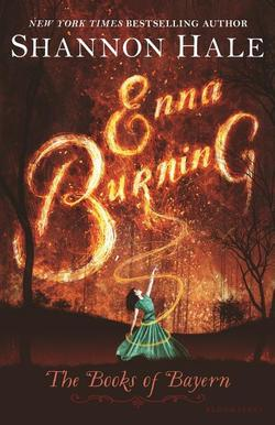 Enna Burning book
