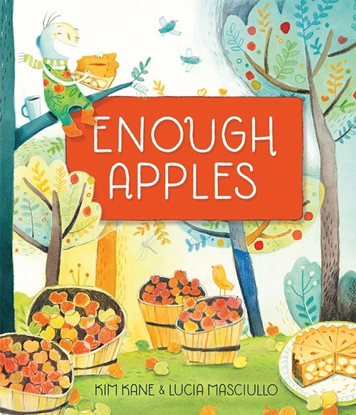 Enough Apples book