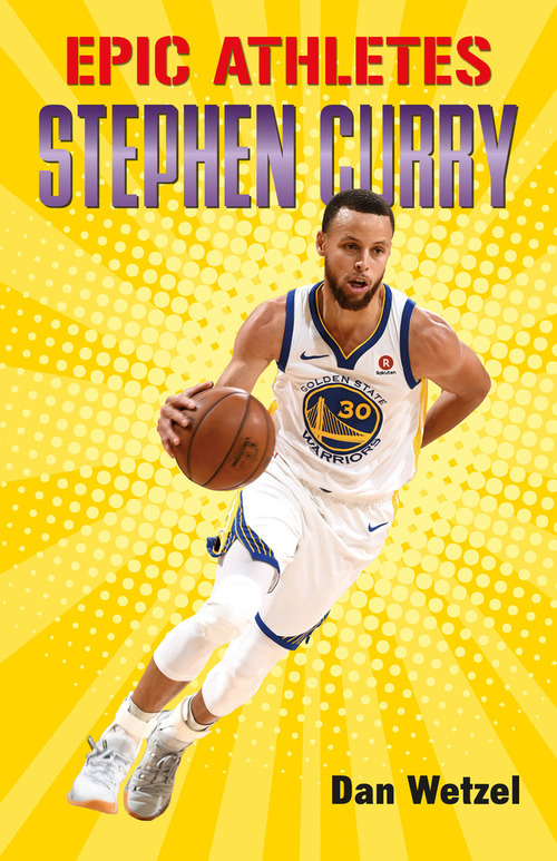 Epic Athletes: Stephen Curry book