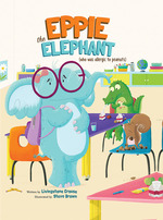 Eppie the Elephant (Who Was Allergic to Peanuts) book