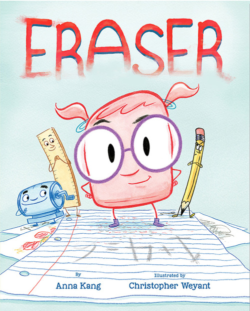 Eraser Book