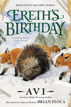 Ereth's Birthday book