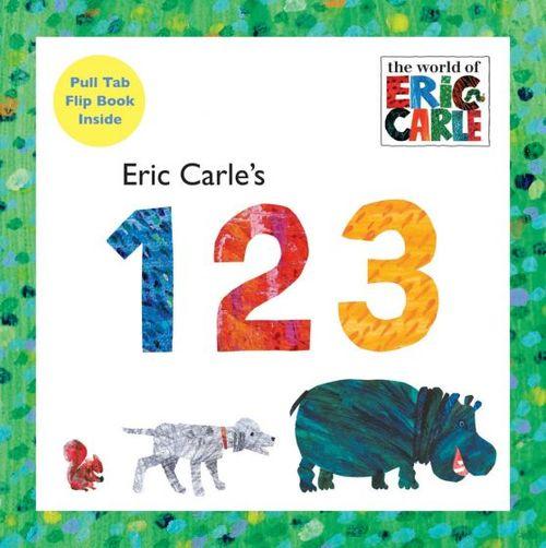 Eric Carle's 123 book