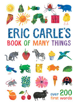Eric Carle's Book of Many Things book