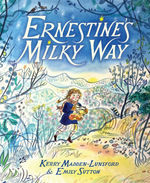 Ernestine's Milky Way book