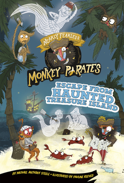 Escape from Haunted Treasure Island book