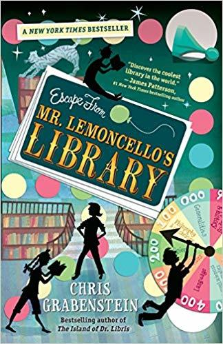 Escape from Mr. Lemoncello's Library book